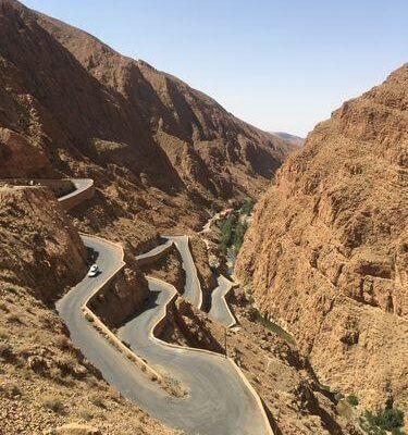 private 4 days Marrakech tour to Merzouga
