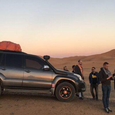 Best 5 days Fes to Marrakech tour