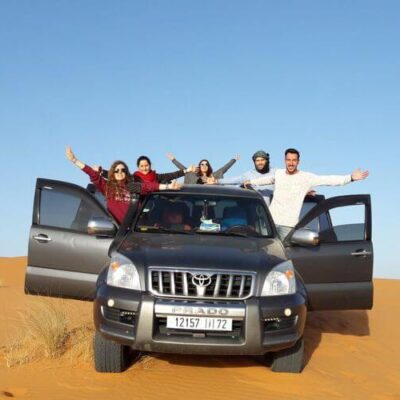 5 days private desert tour from Marrakech