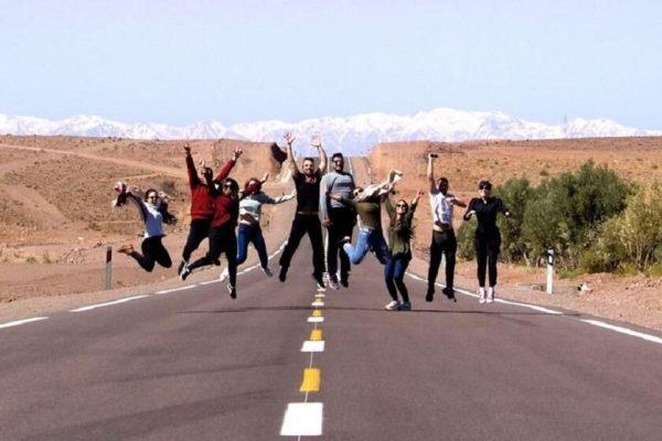 Excursão ao deserto de Marrocos saindo de Tânger