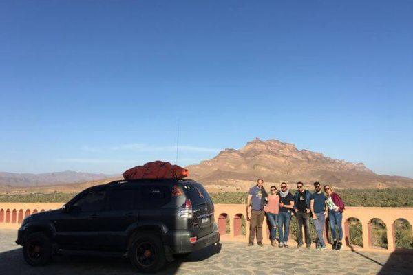 2-day Zagora desert tour from Marrakech