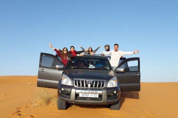 5 dias Viagem de Marraquexe para Merzouga